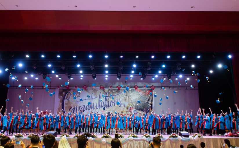 Year-End Graduation Ceremony 2019