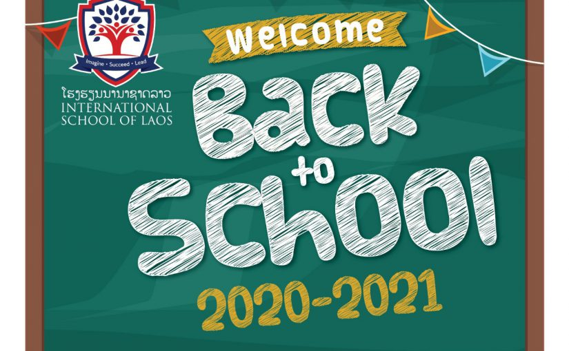 ISL Back-to-School A.Y. 2020-21